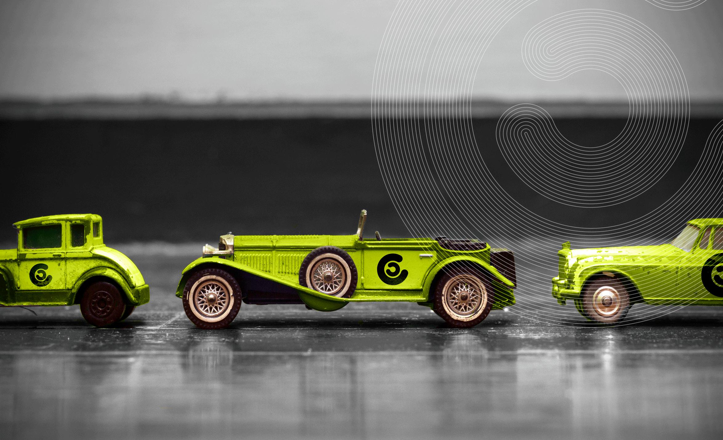Décoration de véhicule et covering par le studio graphique Idéocom