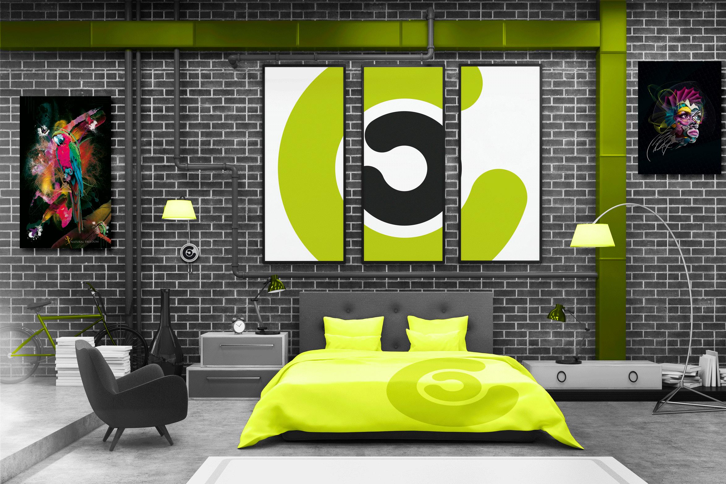 Solutions de décoration par le studio graphique Idéocom
